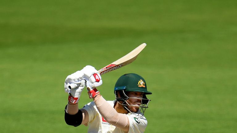 David Warner will return for Australia during the Ashes