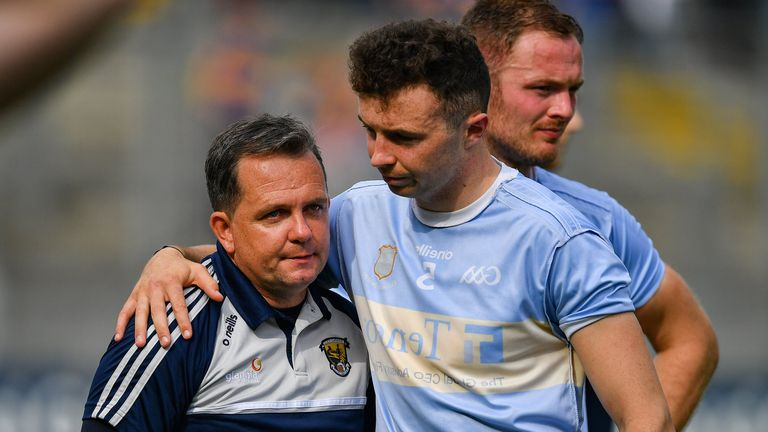 Davy Fitzgerald has unfinished business in the Model County