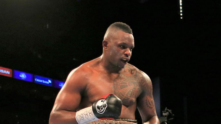The Brixton man started professional boxing in 2011