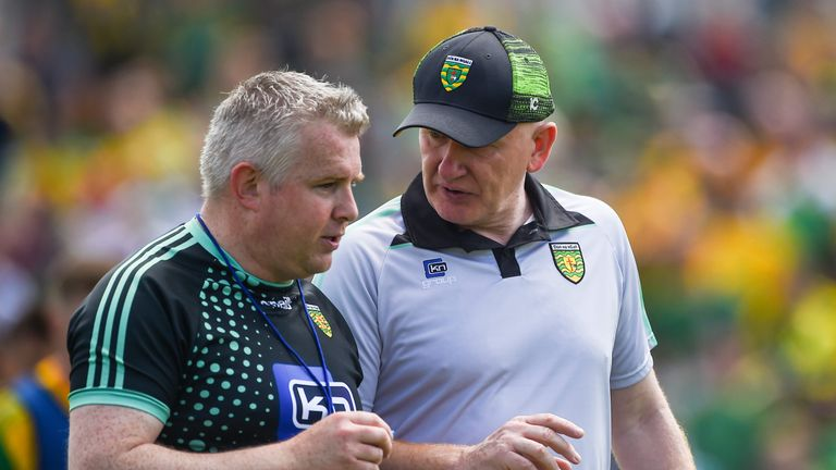 Ex-Mayo boss Stephen Rochford is now a selector with the Ulster champions