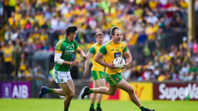 Michael Murphy was lively as always