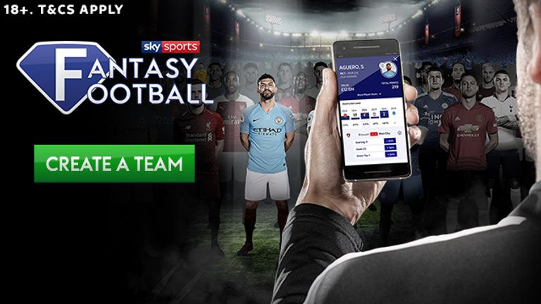 Create your team for the 2019/20 Fantasy Football campaign and challenge pundits and friends
