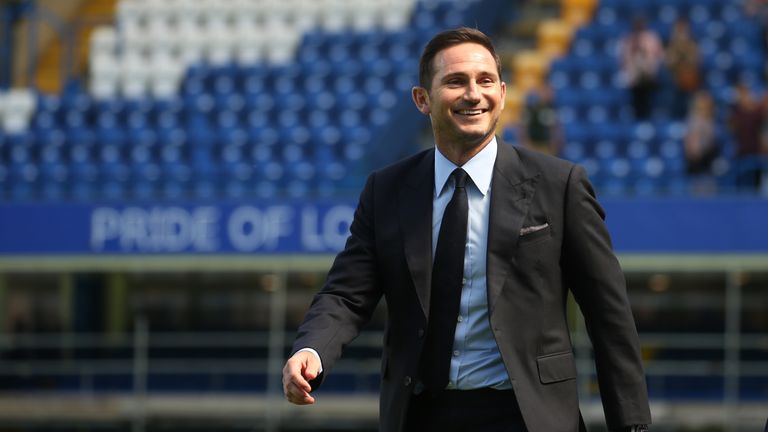 Chelsea's newly appointed head coach Frank Lampard is still to decide on the future of Morata