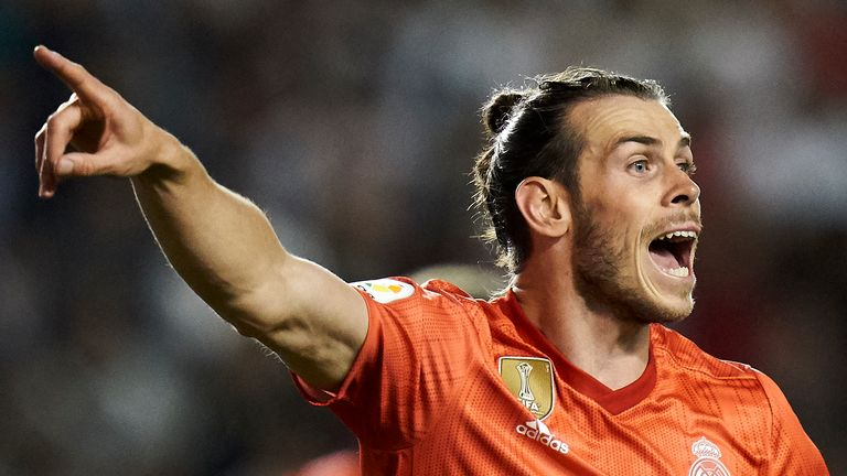 Gareth Bale has been linked with a move to German champions Bayern Munich