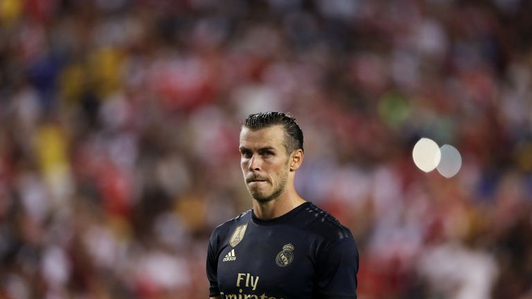 Gareth Bale is not a target for Bayern Munich, according to reports in Germany