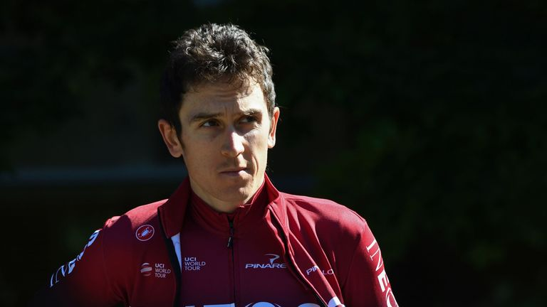 Geraint Thomas has elected not to compete in the individual time trial
