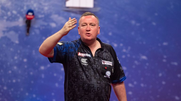 'Duzza' is rising to the challenge in the PDC
