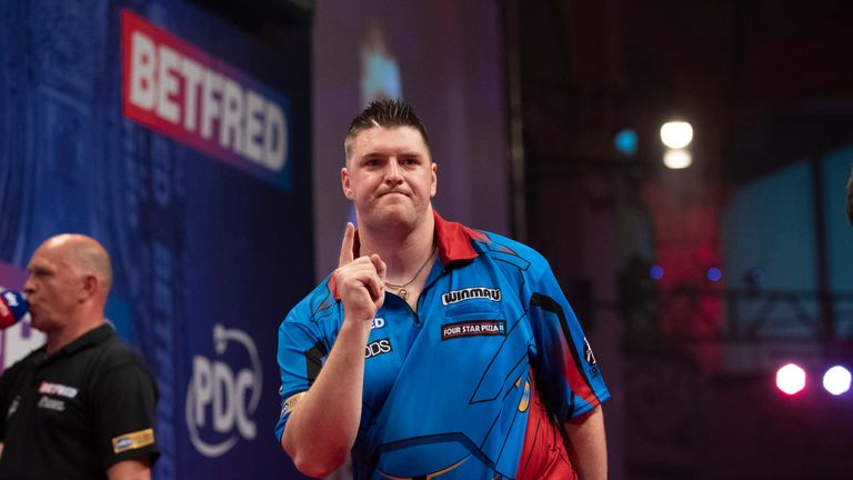 Daryl Gurney kicked off the Pro Tour weekend by winning Saturday's event