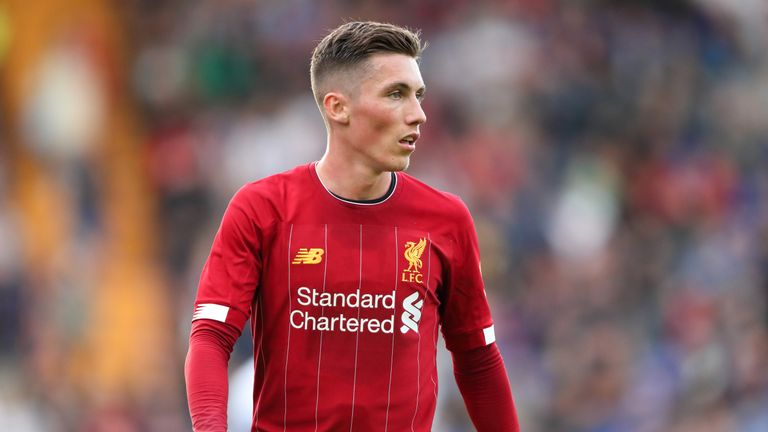Harry Wilson is yet to play a Premier League game for Liverpool