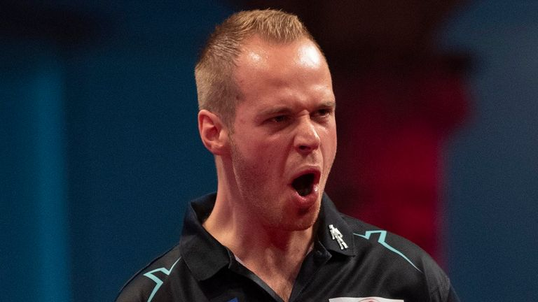 Hopp could take on compatriot Clemens in round two