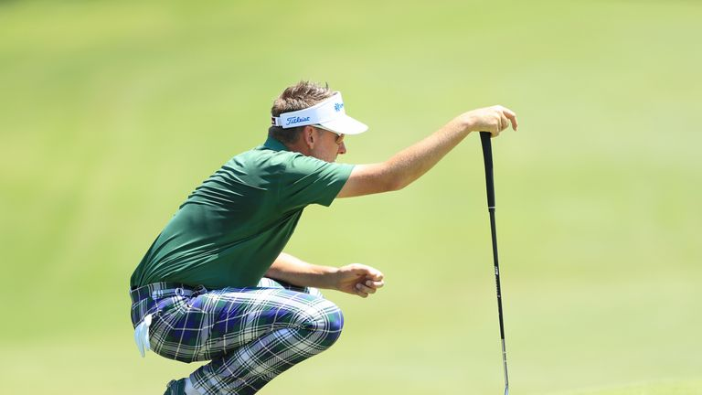 Poulter is a two-time winner of World Golf Championship events