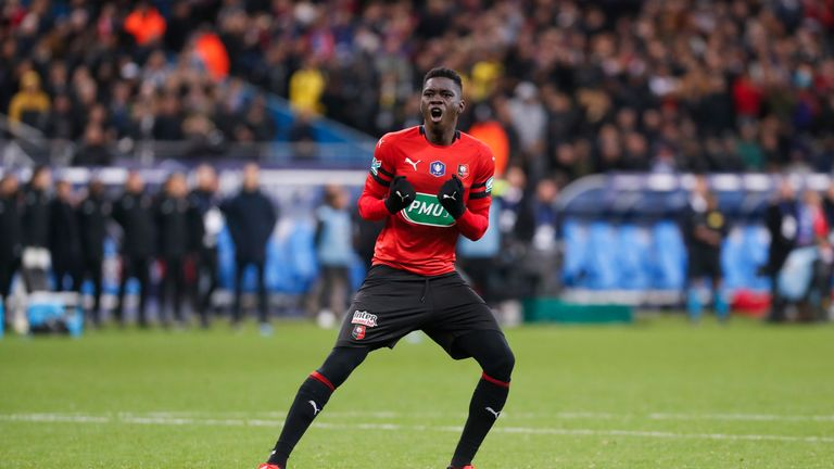Ismaila Sarr is valued at £20m by Watford