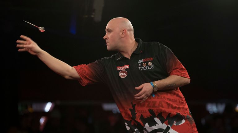 Jamie Hughes won won his first senior PDC title at the inaugural Czech Darts Open in Prague on Sunday
