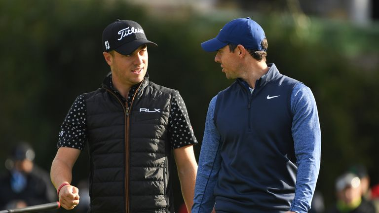 flipboard  the open  justin thomas says rory mcilroy will