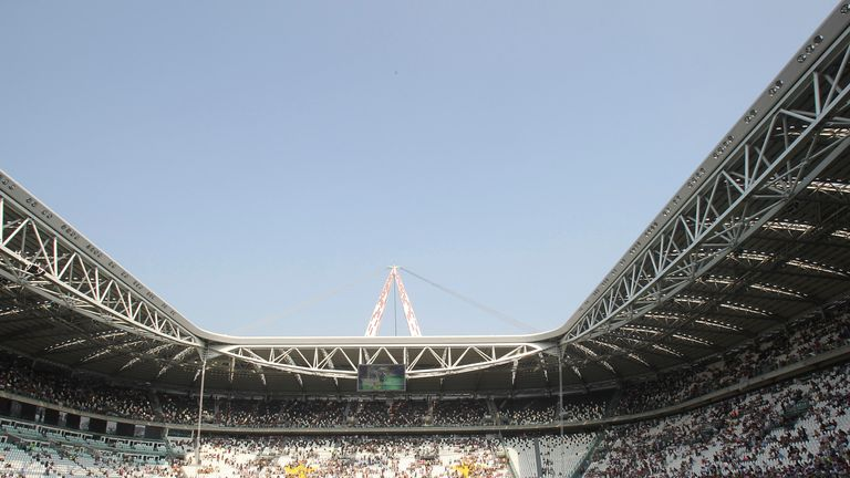 Juventus officially inaugurated their new club-owned stadium with a 4-1 win over Parma on September 11, 2011