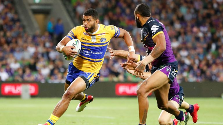 Kallum Watkins left Leeds Rhinos to join the Gold Coast before the June 30 transfer deadline
