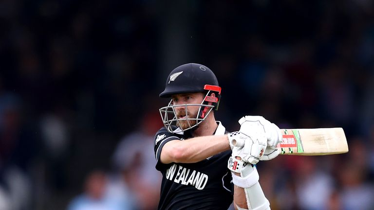 Williamson was out caught behind on review