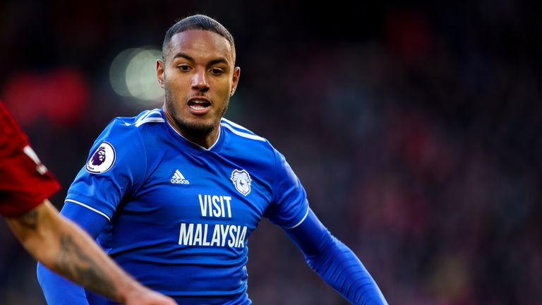 WBA has signed Kenneth Zohore from Cardiff for an undisclosed fee