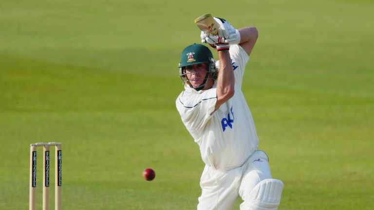 Pietersen endured a somewhat controversial spell at Nottinghamshire County Cricket Club