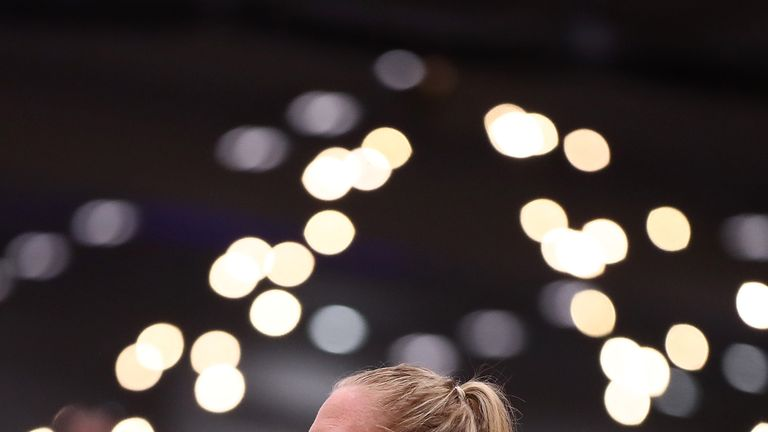 Langman will captain the Silver Ferns in this year's World Cup