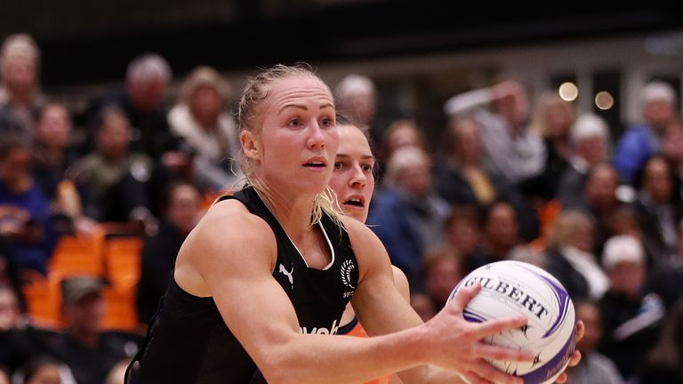 New Zealand's Laura Langman features in our experts' picks for the Netball World Cup