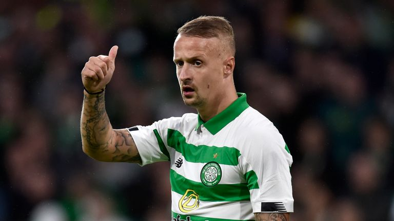 Griffiths has scored three goals in five games on his return