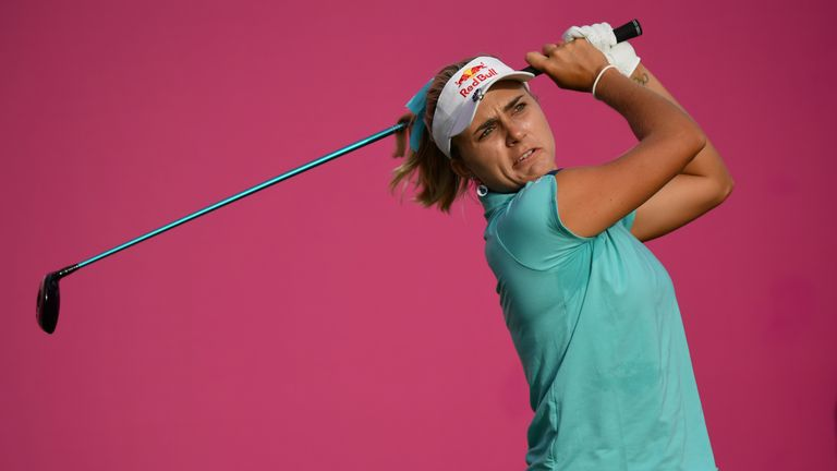 Women's British Open: Lexi Thompson apologises for passport error