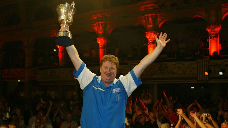 Colin Lloyd's Matchplay triumph was his second major victory in the space of nine months