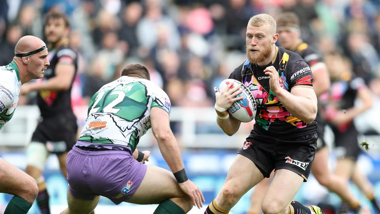 St Helens are on course for a treble after reaching the Challenge Cup final