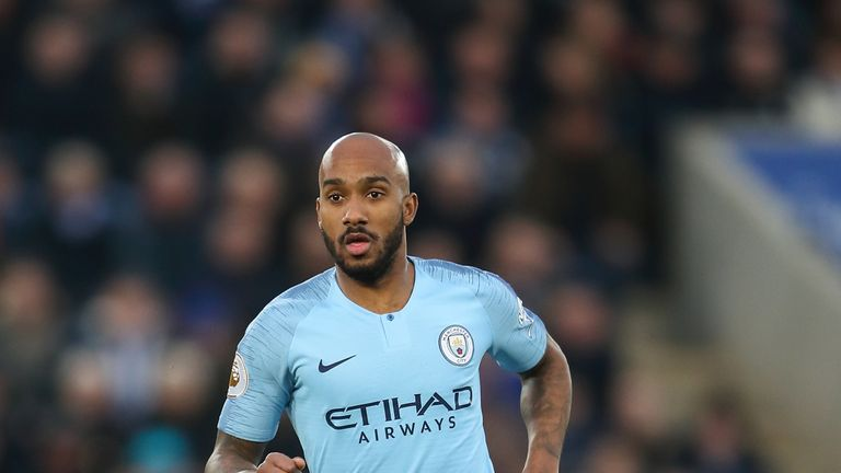 Fabian Delph is close to a £9m move to Everton