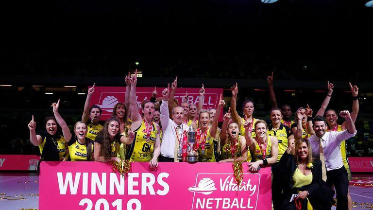 Defending champions Manchester Thunder will start their campaign against Wasps Netball before taking on Severn Stars in Round 2