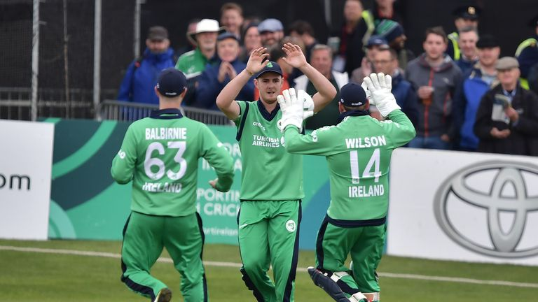 Ireland will play Sri Lanka during the first round of the T20 World Cup