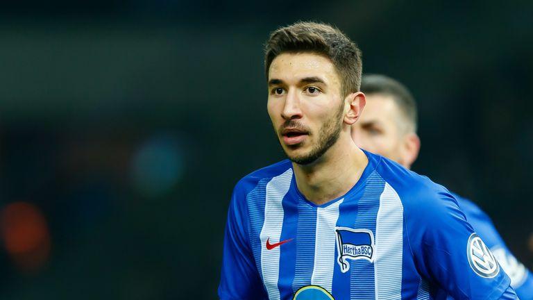 Marko Grujic: Liverpool midfielder returns to Hertha Berlin on season-long loan
