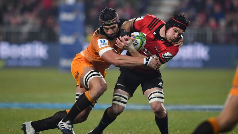 Matt Todd has been superb for the Crusaders