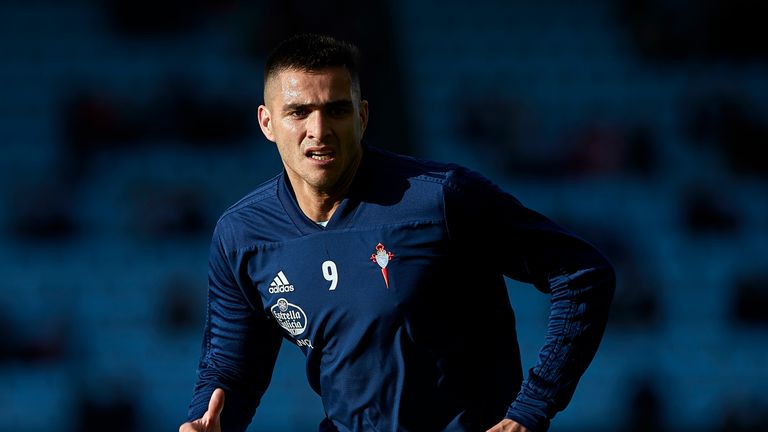 Maxi Gomez is keen on a move to West Ham