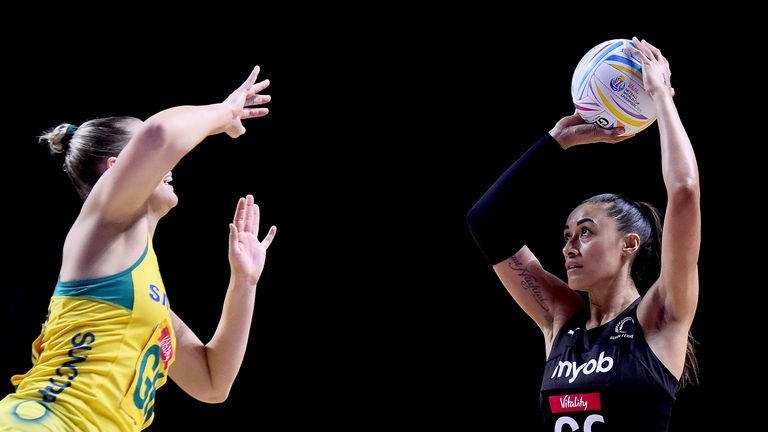Shooting from distance was key to the Silver Ferns' success at the World Cup