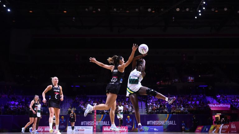 Vitality Netball World Cup: Silver Ferns are making a mark in Liverpool