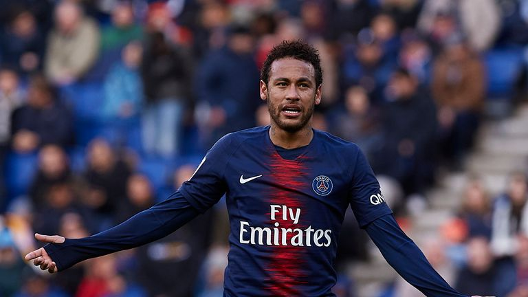Neymar: Barcelona to make loan offer to Paris Saint-Germain