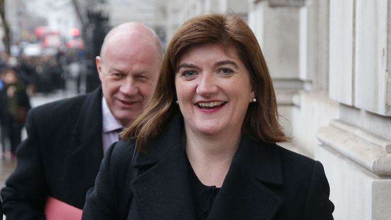 Nicky Morgan will play a role in increasing participation in sport