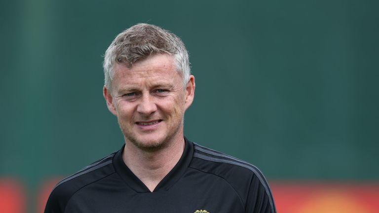 Ole Gunnar Solskjaer said Manchester United are under no pressure to sell with Romelu Lukaku and Paul Pogba's future at the club in doubt