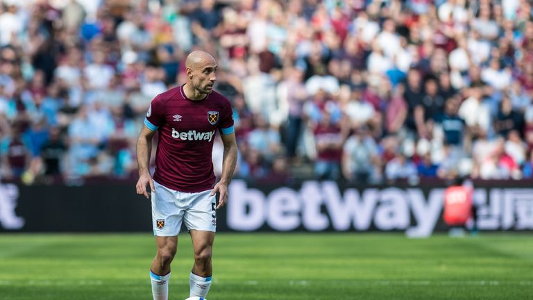 Pablo Zabaleta is yet to decide if he will play on beyond the end of this season