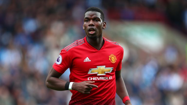 Zidane says Real have a 'plan' to buy Pogba
