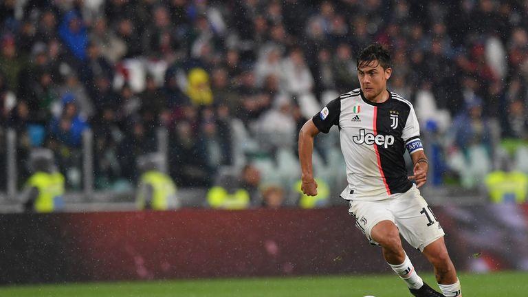 Argentina striker Paulo Dybala wants to remain at Juventus