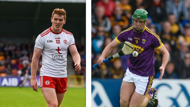 Peter Harte and Aidan Nolan are free to play in their upcoming games