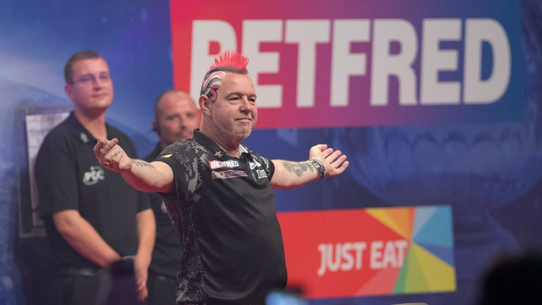 No player has won more PDC events than Wright since June