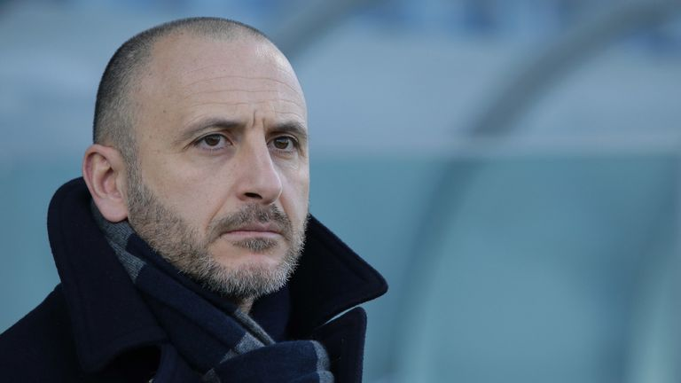 Inter Milan sporting director Piero Ausilio is set to meet Manchester United officials
