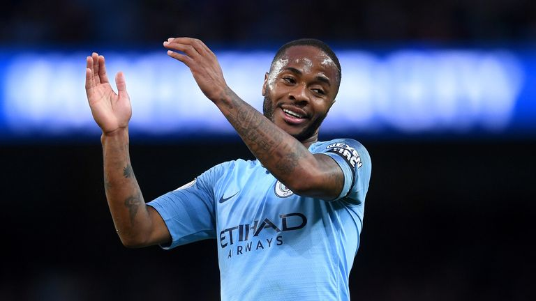 Sterling insists the Premier League will always remain the priority for Manchester City