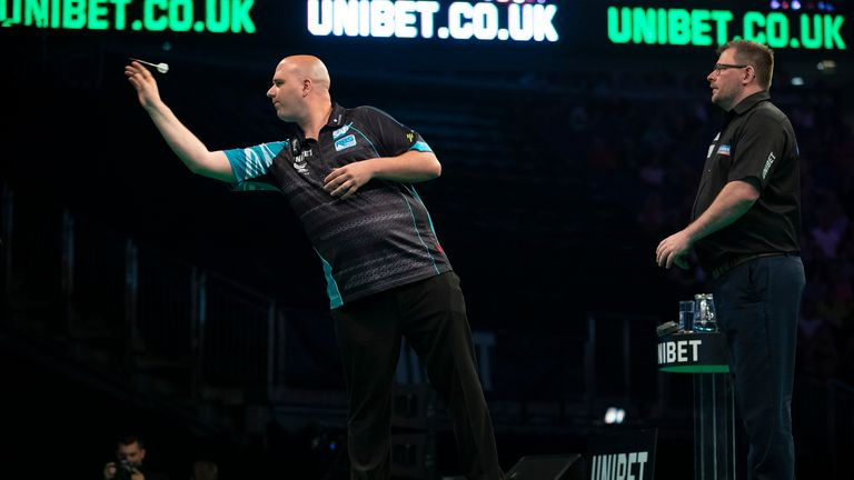Rob Cross has not won a major title since his World Championship triumph in 2018