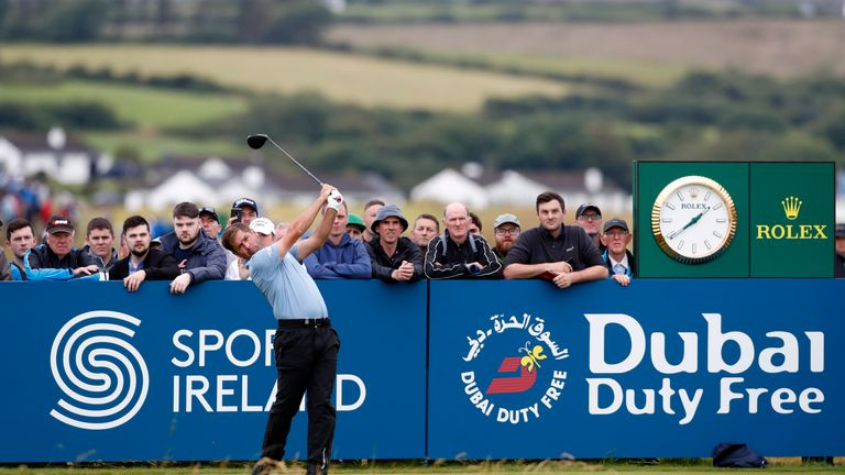 Rock was runner-up to Shane Lowry in the Irish Open 10 years ago