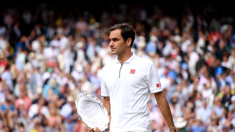 Federer says he can't believe his missed opportunity